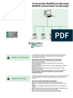Manual Modbus Micrologic