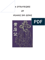 3 Strategies of Huang Shi Gong