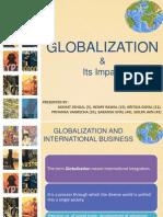 Indian Globalization