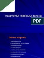 Curs 3 - Tratamentul Diabetului Zaharat