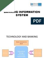 Banking Information System