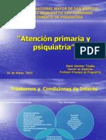 Atencion Primaria 2013