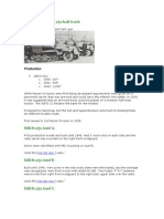 Germany's Sd Kfz 251 Series Half-Tracks.doc