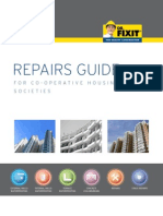 Dr Fixit Repairs Guide for Co-Operative Housing Societies