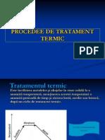 tratamente termice