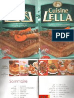 Tartes et Pâtisseries - Cuisine Lella (Algerie)