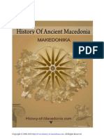 History of Ancient Macedonia (Literary Sources)