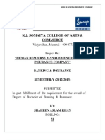 HRM INSURANCE