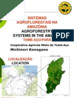 4『アマゾン地域におけるアグロフォレストリー』
