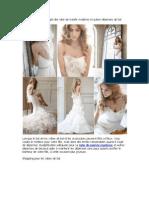 Soyez intelligent pour trouver réduction robes de mariée simples