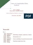 A Short Course in Longitudinal Data Analysis