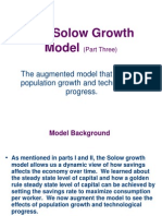 Macro5 Solow Growth Model 3 Pop and Tech