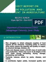 Pesticide Presentation Russell