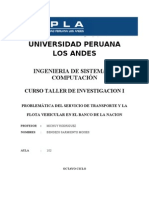 Trabajo de Taller de Investigacion i -2013