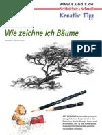 _Daniela Sauer - Kreativ Kurs - Wie zeichne ich Bäume