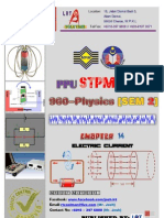 PPU 960 Physics Note [Sem 2 Chapter 14 - Electric Current]