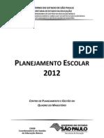 SSP SP - PLANEJAMENTO ESCOLAR   2012.pdf