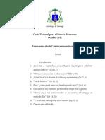 Carta Pastoral Para El Sinodo 2012 Cast