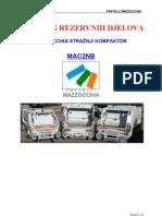 Catalogo mac 2NB