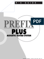 Fishman Prefix Plus
