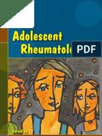 Adolescent Rheumathology