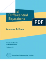 Eval Partial Differential Equations