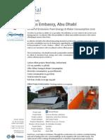 Case Study Climate Neutral Swiss Embassy Abu Dhabi-V1