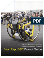 MechExpo 2012 Project Guide