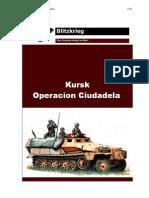 Operacion Ciudadela Kursk 1943