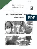 Abruzzo, la rete dell'emergenza-urgenza