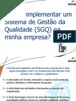 ISO 9001 GESTÃO DE QUALIDADE 1