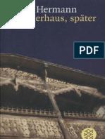 Hermann Judith Sommerhaus Spaeter