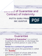 ch 2 contract of indemnity and contract of guarantee