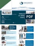 Deteccion Cables y Tuberias