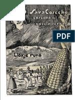 Sara cosecho. Cosecha de maíz [extractos] | Llokje runa