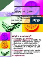ch 4 company  law