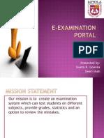 Semester Project Presentation