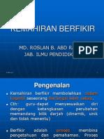 1. PEMIKIRAN