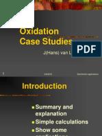 Oxidation Case Studies