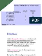 Process Design Lecture5