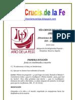 VÍA CRUCIS DE LA FE | ALIANZA DE AMOR