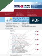 Boletin 80, Octubre 2012 - Programa Educativo PROEDUCAR SOLACI