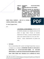 FORMULA APELACION A DISPOSICIÓN DE FISCALIA OCMA2