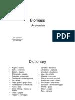 9) Biomass