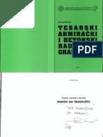 Gorazd Bucar - Tesarski, Armiracki i Betonski Radovi Na Gradilistu
