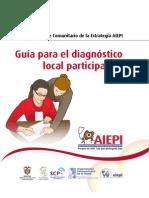 Guia Para El Diagnostico Local Participativo