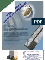Arpitha Steel Lintel Catalogue