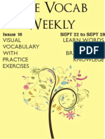 The Vocab Weekly_issue 16