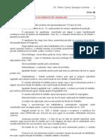 Direito Trabalho - Pedro Carlos Sampaio Correia