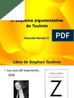 El Esquema Argumentativo de Toulmin